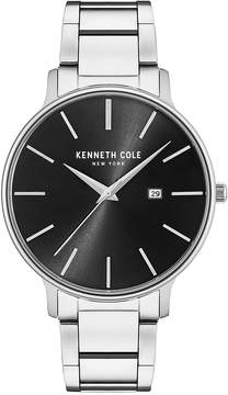 Kenneth Cole New York Kenneth Cole Men's Stainless Steel Bracelet Watch 42mm KC15059002