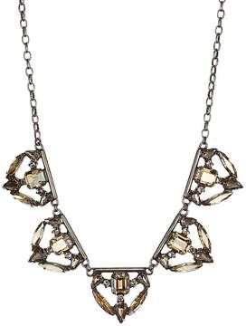 Sorrelli Noveau Navette Necklace - 100% Exclusive