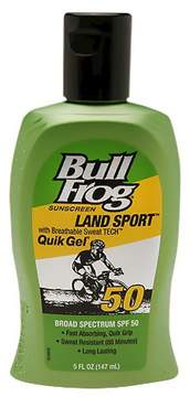 BullFrog Blocks Uva Rays Sunscreen Gel - SPF 50 - 5 fl oz