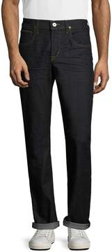 Hudson Men's Byron Straight Solid Jeans