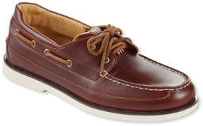 L.L. Bean L.L.Bean Men's Comfort Boat Shoes