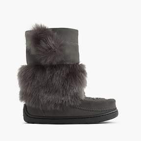 J.Crew Girls' Manitobah Mukluk® boots