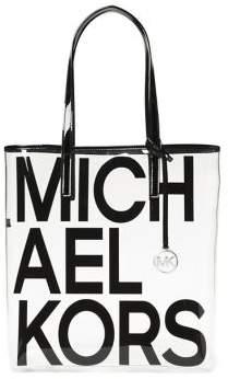 MICHAEL Michael Kors The Michael Bag Logo Printed Tote