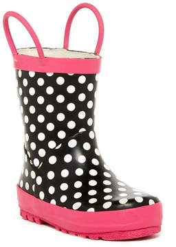 Western Chief Color Changing Polka Dot Rainboot (Toddler, Little Kid, & Big Kid)