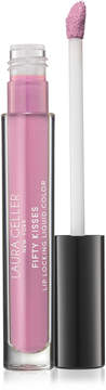 Laura Geller Fifty Kisses Lip Locking Liquid Color - Love Blush (pale neutral pink)