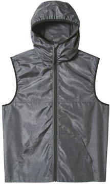 Joe Fresh Men's Active Vest, Grey Mix (Size L)
