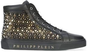 Philipp Plein Skull Light hi-top sneakers