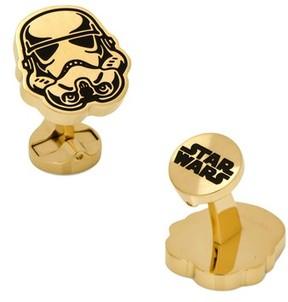 Cufflinks Inc. Men's Cufflinks, Inc. star Wars Storm Trooper Cuff Links