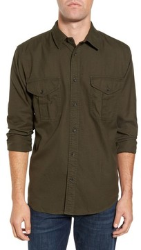 Filson Men's Alaskan Guide Regular Fit Twill Shirt