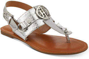 Tommy Hilfiger Luvee Flat Sandals Women's Shoes