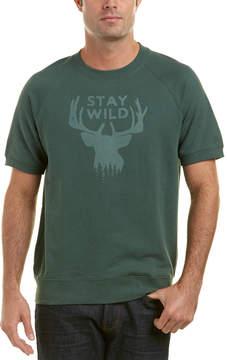 Michael Bastian Gray Label Stay Wild Sweatshirt