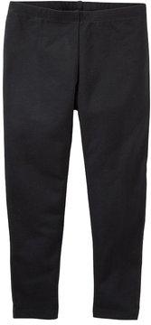 Osh Kosh Girls 4-12 Black Full-Length Leggings