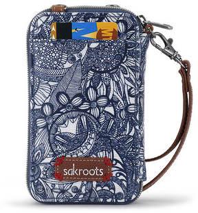 Sakroots Artist Circle Smartphone Wristlet