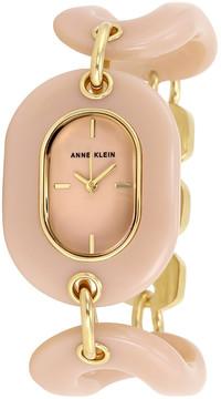 Anne Klein Light Pink Dial Ladies Watch