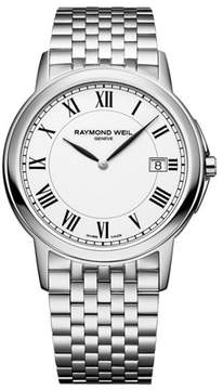 Raymond Weil Tradition Stainless Steel Mens Watch