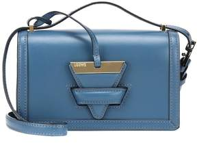 Loewe Barcelona small leather shoulder bag