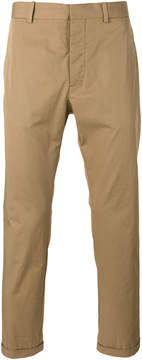 Marni slim fit cropped chinos
