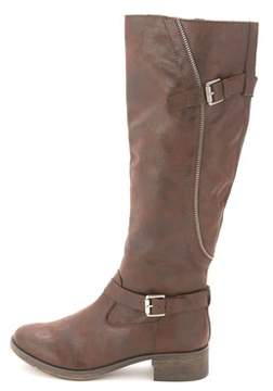 Style&Co. Style & Co. Womens Gayge Closed Toe Knee High Fashion Boots.