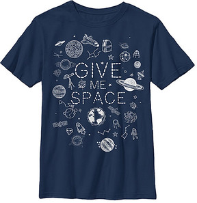 Fifth Sun Navy 'Give Me Space' Crewneck Tee - Boys