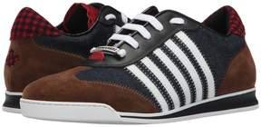 DSQUARED2 New Runner Sneaker Men's Shoes