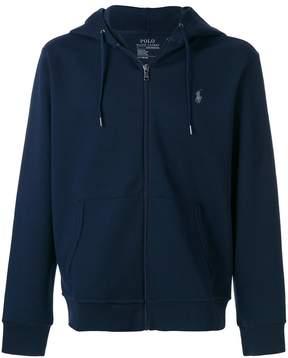 Polo Ralph Lauren zipped hooded sweater
