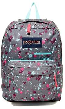 JANSPORT Digibreak Spring Meadow Backpack