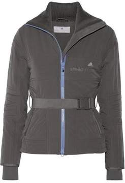 adidas by Stella McCartney Quilted Shell Jacket