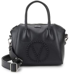 Mario Valentino Valentino by Women's Minmi Rockstud Leather Satchel