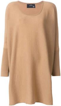 Boule De Neige cashmere knitted sweater