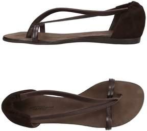 Vicini TAPEET Toe strap sandals