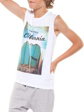 Dex Boy's Cali Graphic Muscle Tank Top