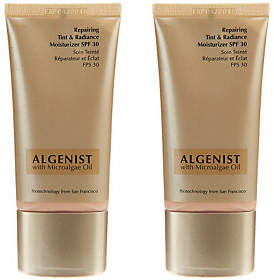Algenist Anti-Aging Tinted Moisturizer SPF 30 Duo