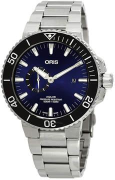 Oris Aquis Automatic Blue Dial Men's Watch 01 743 7733 4135-07 8 24