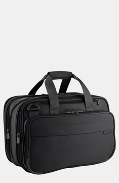 Briggs & Riley Expandable Cabin Bag - Black