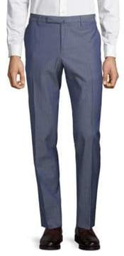 Incotex Y.D. Wool Cotton Dress Pants