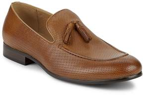 Saks Fifth Avenue Men's Lawson Perforated Tassel Loafers