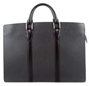 Louis Vuitton Taiga Lozan Briefcase