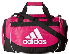 adidas Unisex Defense Small Duffel Bold Pink Handbag