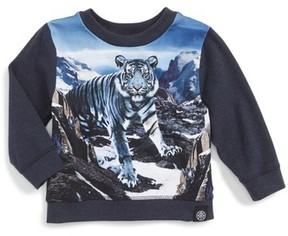 Molo Infant Boy's Tiger Graphic T-Shirt