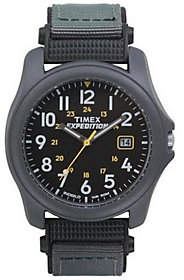 Timex Men's Camper Expedition Watch with BlackNylon Strap