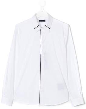 Antony Morato contrast piping shirt