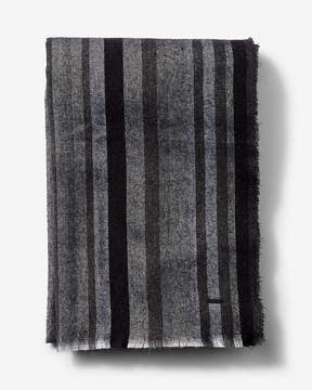 Express Multicolor Stripe Scarf