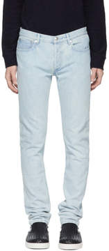 A.P.C. Indigo Stone Petit New Standard Jeans