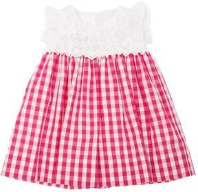 Il Gufo Cotton Poplin & Muslin Dress