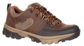 Rocky Men's Endeavor Point Waterproof Outdoor Oxford.