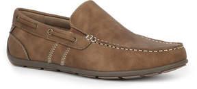 GBX Deep Tan Ludlam Driving Loafer - Men