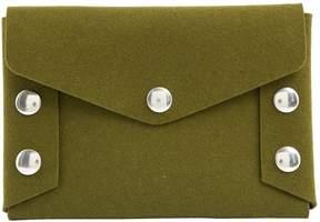 Mulberry Cloth clutch bag