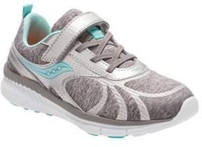 Saucony Girls' Velocity Ac Sneaker.