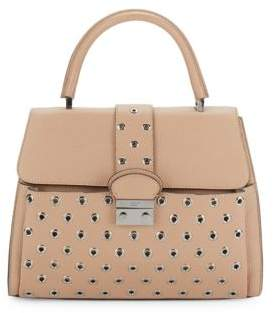 RED Valentino Textured Leather Handbag