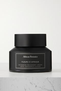 African Botanics Fleurs D'afrique Intensive Recovery Cream, 60ml - Colorless